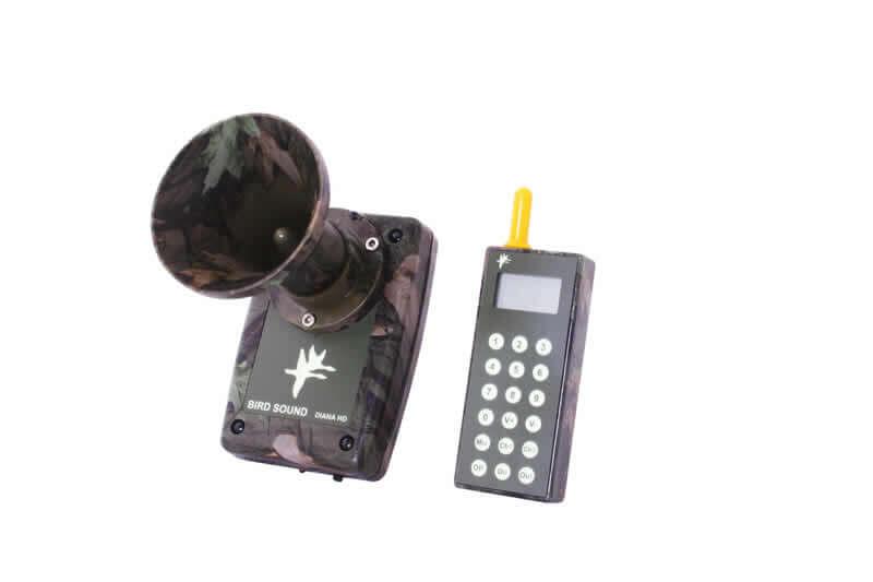 DIANA PLUS T/C 100 HD  STEREO 2 CANALI INDIPENDENTI Batteria al Litio