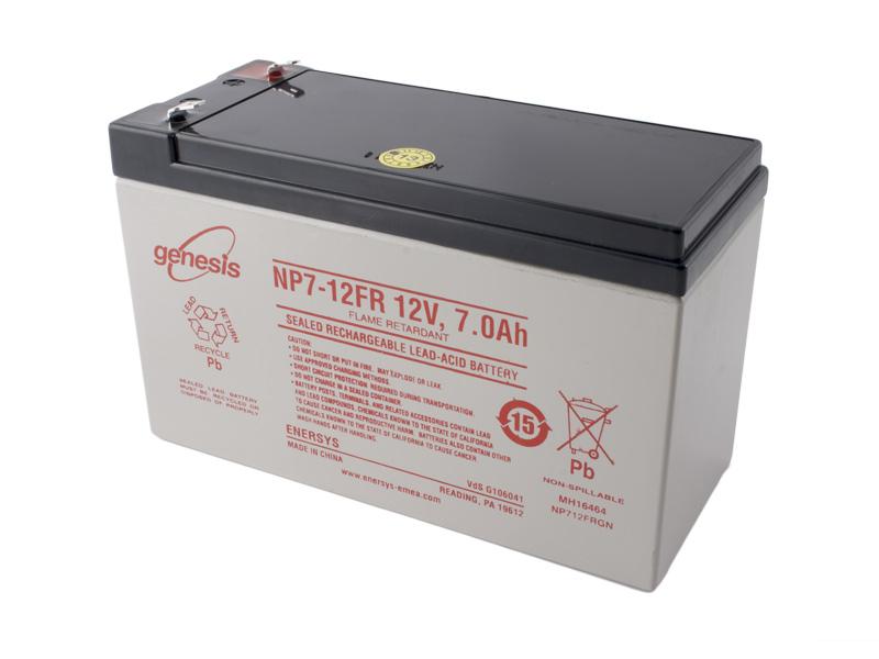 Batteria ricaricabile 7 Ah